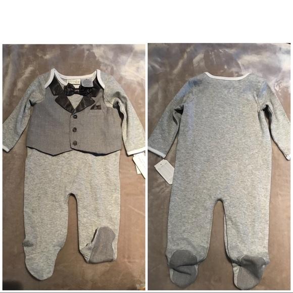 fe1a9dd0d5 koala baby boutique tux onesie